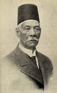 Saad Zaghlul (photo: wikipedia)
