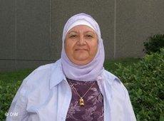 Samira Hussein (photo: DW)