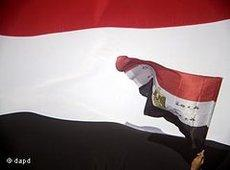 Egyptian flag (photo: dapd)