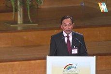 Anwar Ibrahim (photo: © Sant Egidio)
