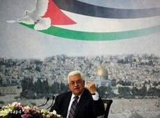 President of the Palestinian National Authority Mahmoud Abbas (photo: dapd)