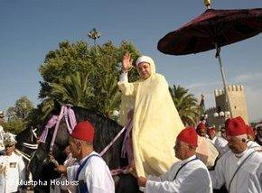 Mohammed VI (photo: Mustapha Houbiss)