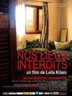 Poster of 'Nos Lieux Interdits' (source: PR)