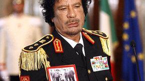 Gaddafi (photo: AP)