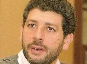 Ziad Majed (photo: DW)
