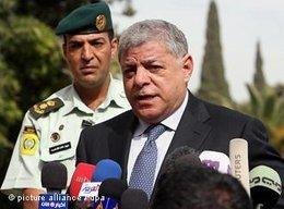 Awn Khasawneh, the new prime minister of Jordan (photo: dpa)