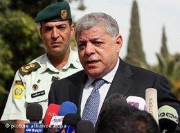 Awn Khasawneh, the new prime minister of Jordan (photo: dpa)