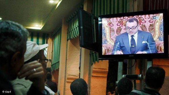 Morocco's King Mohammed VI. (photo: dapd)