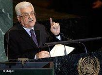 Mahmoud Abbas (photo: dapd)