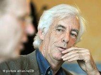 Moshe Zimmermann (photo: picture alliance/ZB)
