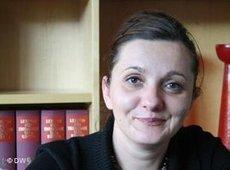 Armina Omerika (photo: DW)