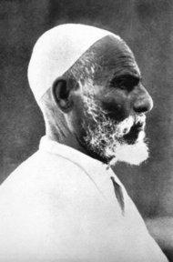 Omar Mukhtar (photo: Wikipedia)