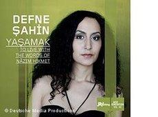 The cover of Defne Sahin's new CD (photo: Deutsche Media Productions 2011)