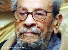 Naguib Mahfouz in old age (photo: picture alliance/dpa)