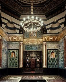 The interior of Leighton House Museum, London (photo: Justin Barton)
