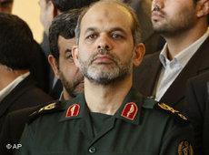 Ahmad Vahidi (photo: AP)
