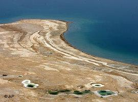 The Dead Sea (photo: AP)