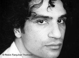 Nadeem Aslam; Foto: Robin Farquhar Thomson/DW