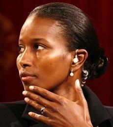 Ayan Hirsi Ali (photo: AP)