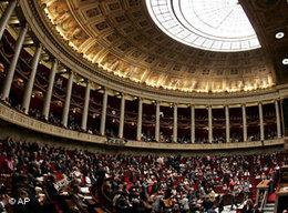 France's National Assembly (photo: AP)