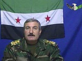 Col. Riad al-Asaad (photo: dapd)