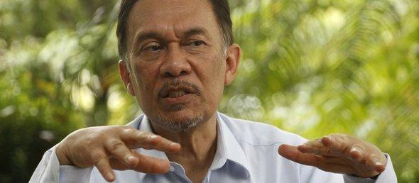 Anwar Ibrahim (photo: AP)