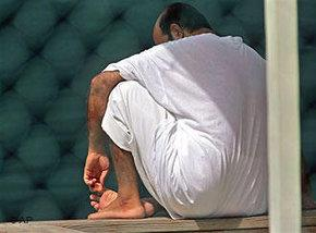 Guantanamo inmate in 2007 (photo: AP)