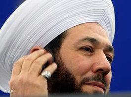 Großmufti Ahmad Badr el-Din Hassoun; Foto: AP