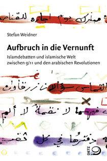 The cover of Stefan Weidner's new book (source: publisher)