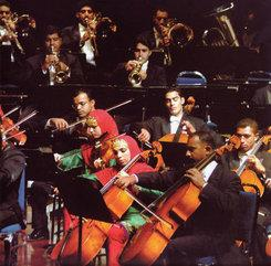 The Royal Oman Symphony Orchestra (photo: ROSO PR)