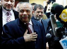 Saad al-Katatni (photo: Reuters)