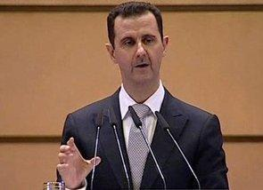 Syria's president Assad (photo: AP)
