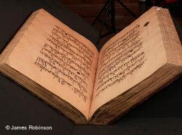 Der Koran; Foto: James Robinson/DW