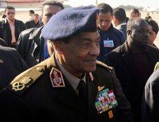 Field Marshal Mohammed Hussein Tantawi, chairman of the Supreme Council of the Armed Forces (photo: Reuters)