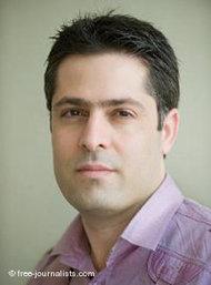 Vahid Pourostad (photo: free-journalists.com)