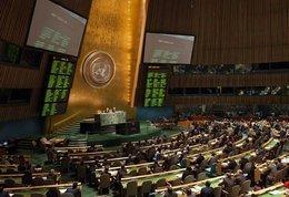 The UN General Assembly (photo: Reuters)