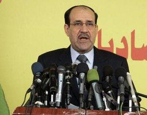Nuri Al Maliki (photo: dpa)
