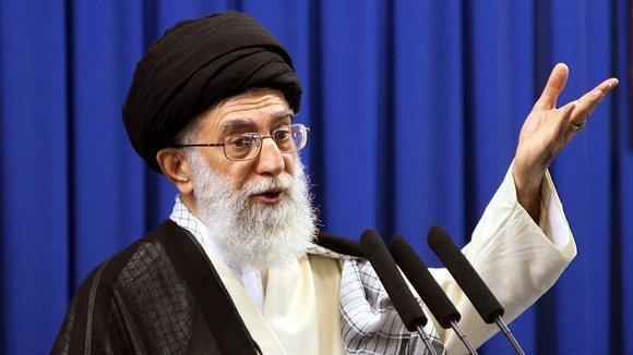 Ayatollah Ali Khamenei (photo: dpa)