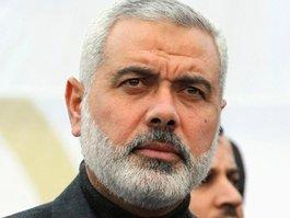 Ismail Haniyeh, Prime Minister of the Hamas-led Palestinian Authority in Gaza (photo: Reuters)