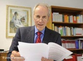 Criminologist Christian Pfeiffer (Photo: dpa)