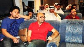 Young men in Saudi Arabia (photo: DW)