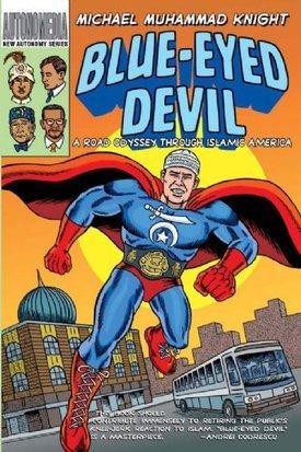 Cover des Buches 'Blue-Eyed Devil: an American Muslim Road Odyssey'; Quelle: PR