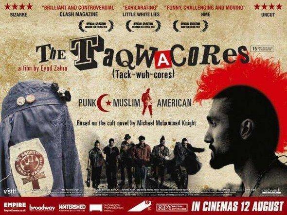 Filmposter von 'Taqwacores'; Quelle: PR