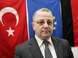 Kenan Kolat, chairman of the Turkish Community in Germany (photo: AP)