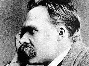 Friedrich Nietzsche (photo: dpa)