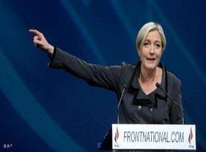 Marine Le Pen (photo: AP)
