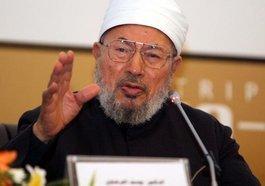Islamic scholar Sheikh Joussef al-Qaradawi (photo: EPA)