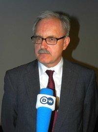 Günter Gloser (photo: DW)