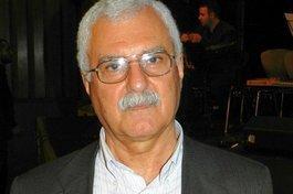 George Sabra (photo: Bettina Marx/DW)