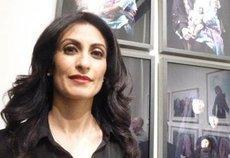 Boushra Almutawakel (photo: Werner Bloch)